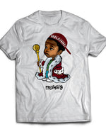 Coolest Melanin King in the Jungle T-Shirt – Frobabies X Collection