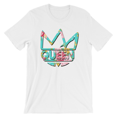 Queen | Born Royalty Floral - Spring/Summer