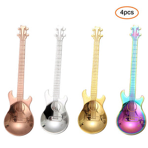 7pcs/4pcs Guitar Spoon