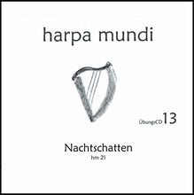 Laden Sie das Bild in den Galerie-Viewer, harpa mundi | Christoph Pampuch | Übungs-CD 13