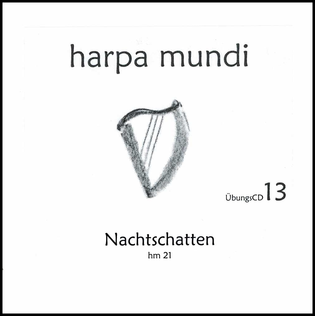 harpa mundi | Christoph Pampuch | Übungs-CD 13