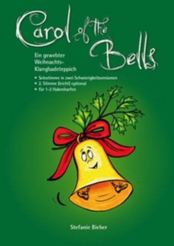 Carol of the Bells | Stefanie Bieber | Noten für Hakenharfen