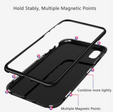 Magnetic Adsorption iPhone Case - ValasMall