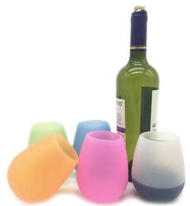 Unbreakable Wine Glass For Parties - ValasMall