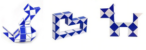 Magic Stress Relief Transformable Cube - ValasMall