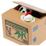 Little Panda Automatic Money Box - ValasMall