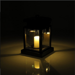 Stylist Solar LED Candle Auto ON-OFF - ValasMall