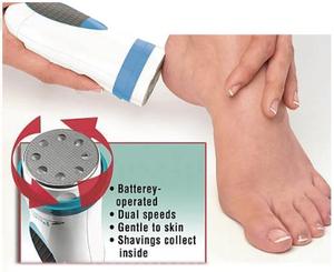 Electric Foot Care Pedi Spin - ValasMall