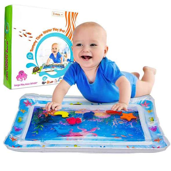 Splashing Water - Baby Play Mat