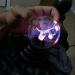 Magic Touch Plasma Sphere Ball - ValasMall