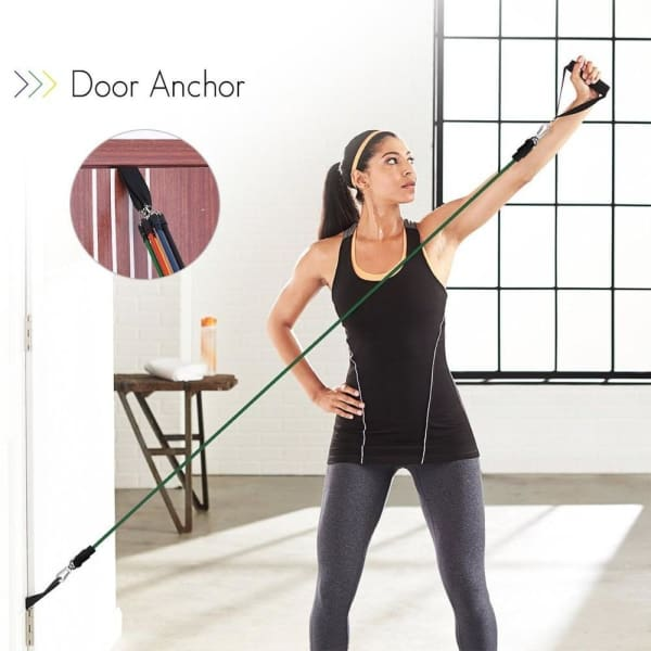 Home Workout Set (11 Piece Set)