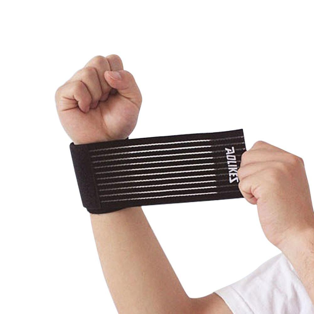 Cotton Sports Fitness Band-Powerlifting - ValasMall
