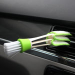 Cleaning Double Ended Car Brush - ValasMall