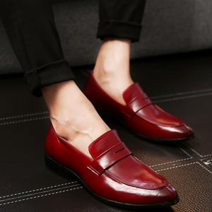 M-casual flat loafer - ValasMall