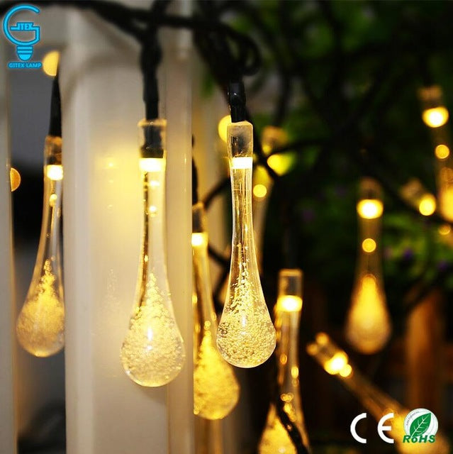 Party Decoration Waterproof LED Lights - ValasMall