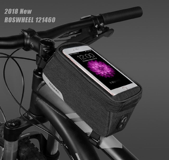 Phone Holder + Bag Case Pouch For Cycling - ValasMall