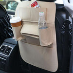 Multi-Pocket Car Back Seat Storage - ValasMall
