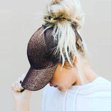 Load image into Gallery viewer, Stylist Summer Shiny Hat - ValasMall