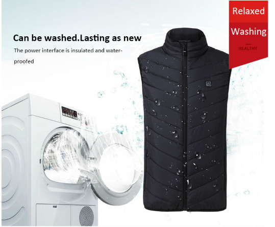 Smart Heated Winter Vest - ValasMall