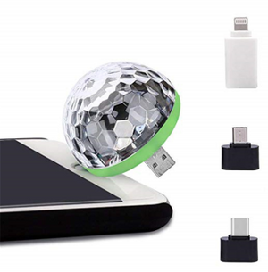 USB Disco Light