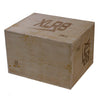 XLR8 3 in 1 Wooden Plyo Box