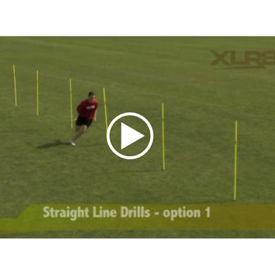 Agility Pole Drills Online Video