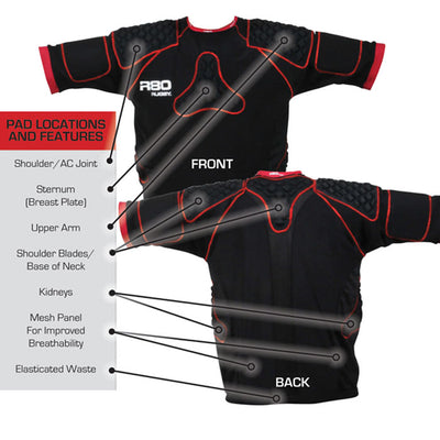 R80 Junior Protective Playing Vest