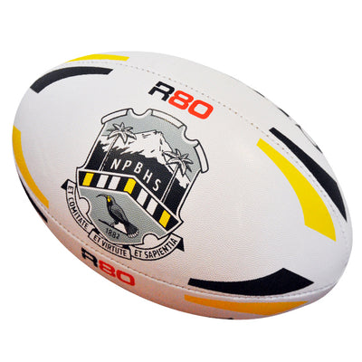 Custom Printed Rugby Balls-Train & More-Speed Power Stability Systems Ltd (R80 Rugby)