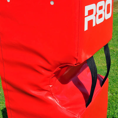 Square Tackle and Jackal Bag-R80RugbyWebsite-Speed Power Stability Systems Ltd (R80 Rugby)