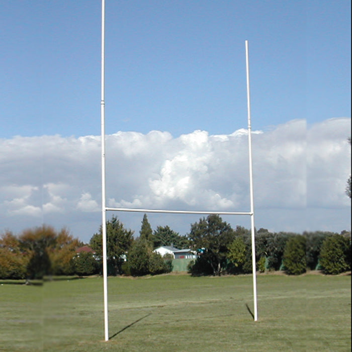 Intermediate Galvanised Rugby Posts