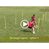 Agility Pole Training Drills Online Video-R80RugbyWebsite-Speed Power Stability Systems Ltd (XLR8)