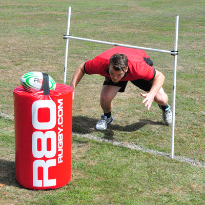 R80 Poles & Cross Bar Hard Surface Set-R80RugbyWebsite-Speed Power Stability Systems Ltd (R80 Rugby)