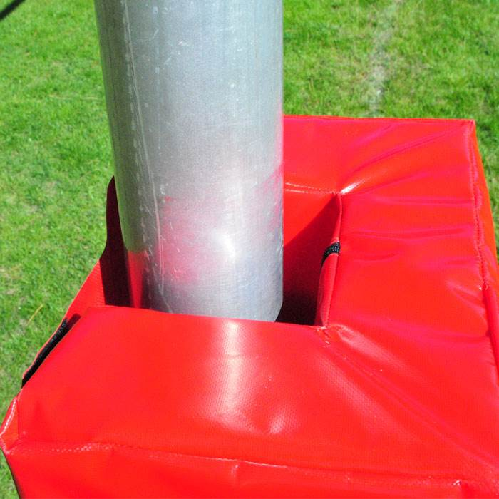 Junior Goal Post Pads-R80RugbyWebsite-Speed Power Stability Systems Ltd (R80 Rugby)