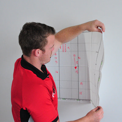 Taktifol Rugby Whiteboard Sheets-R80RugbyWebsite-Speed Power Stability Systems Ltd (R80 Rugby)