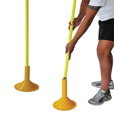 XLR8 Indoor / Outdoor Agility Pole Set