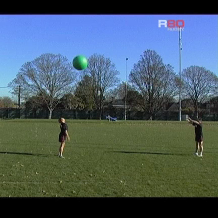 Precision Lineout Throwing Target Ball