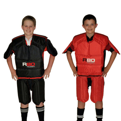 R80 Junior Full Length Reversible Tackle Suit