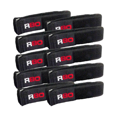 Junior Rippa / Tag Rugby Belts Set of 10