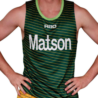 Cool Dry Singlets-R80RugbyWebsite-Speed Power Stability Systems Ltd (R80 Rugby)