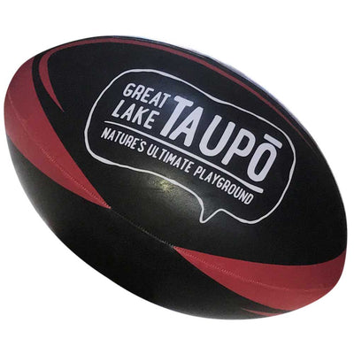Custom Jumbo Promotional Ball-R80RugbyWebsite-Speed Power Stability Systems Ltd (R80 Rugby)