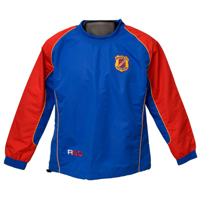 Shell Pull Over Training Top-R80RugbyWebsite-Speed Power Stability Systems Ltd (R80 Rugby)