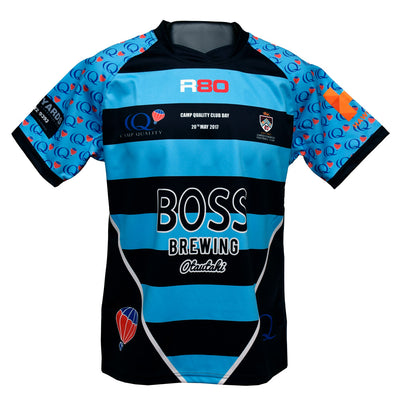 Club Tough Sublimated Rugby Jerseys
