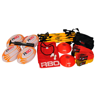 Pre Tackle Junior Rugby Coaching Pack 5-6yrs-R80RugbyWebsite-Speed Power Stability Systems Ltd (R80 Rugby)