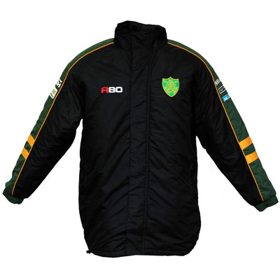 Management / Coaches Jacket-R80RugbyWebsite-Speed Power Stability Systems Ltd (R80 Rugby)