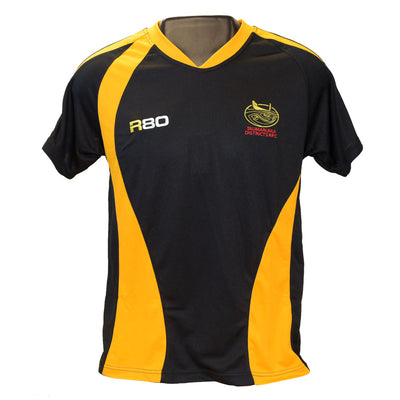 Cool Dry T Shirt-R80RugbyWebsite-Speed Power Stability Systems Ltd (R80 Rugby)