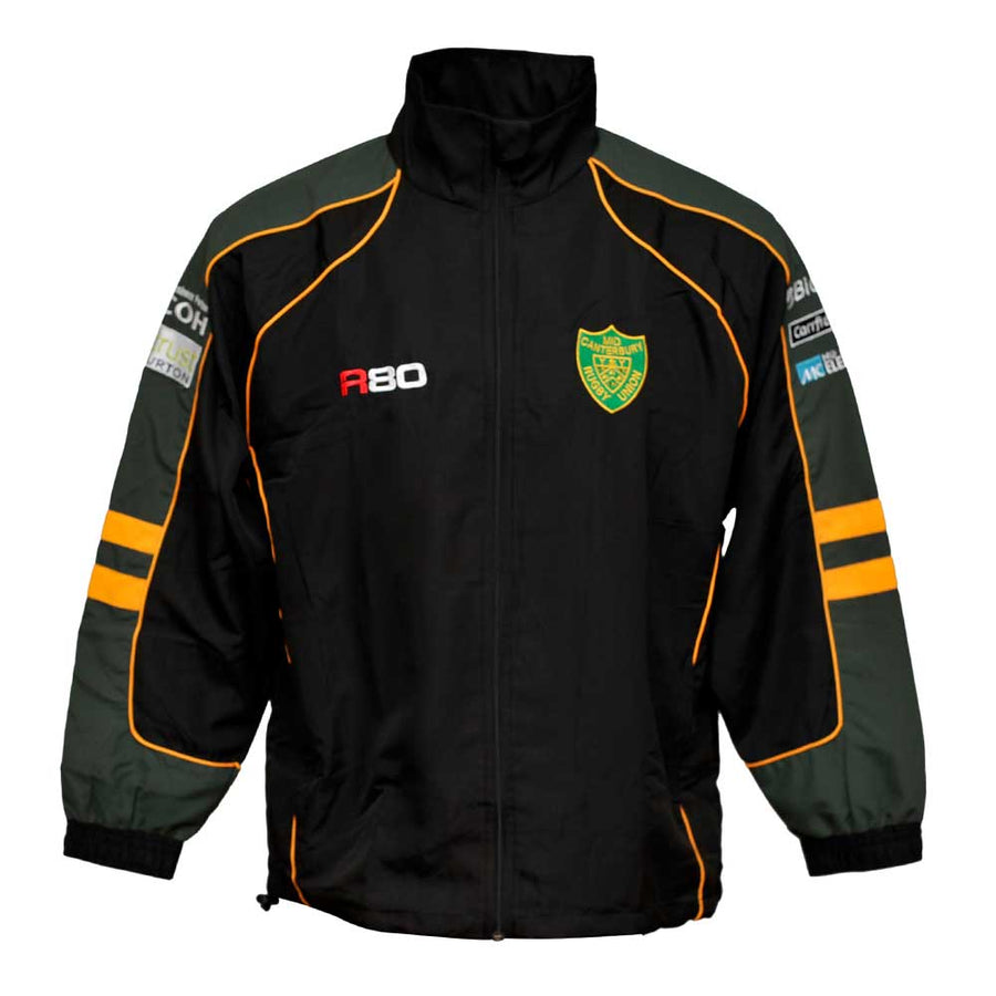 Mid Canterbury Track Suit Jacket-R80RugbyWebsite-Speed Power Stability Systems Ltd (R80 Rugby)