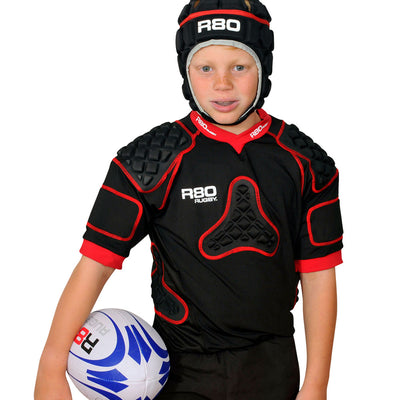 R80 Rugby Vest Body Armour Protection