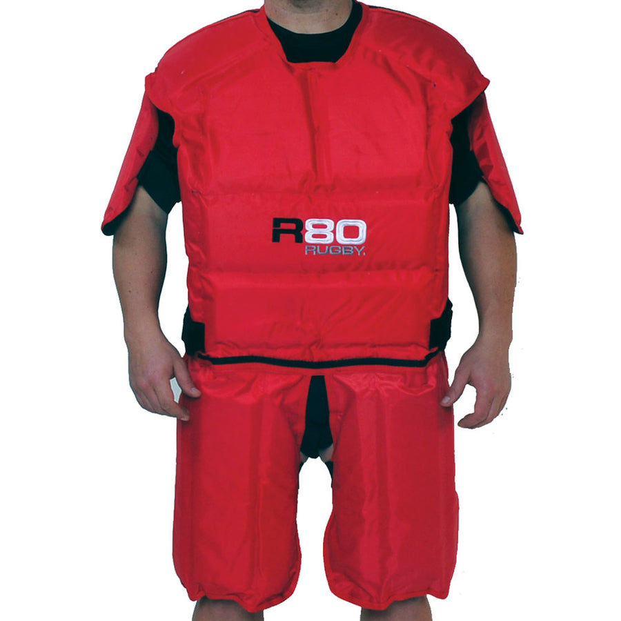 R80 Full Length Reversible Tackle Suit-R80RugbyWebsite-Speed Power Stability Systems Ltd (R80 Rugby)