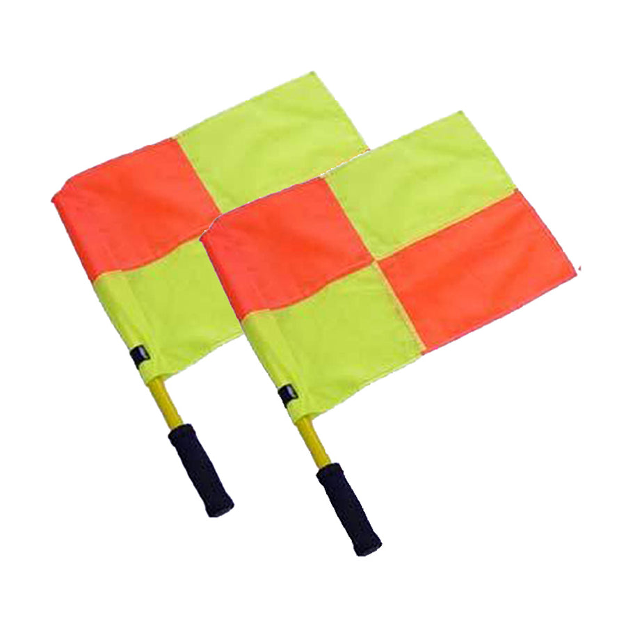 Assistant Referee Touch Line Flag Set-R80RugbyWebsite-Speed Power Stability Systems Ltd (R80 Rugby)