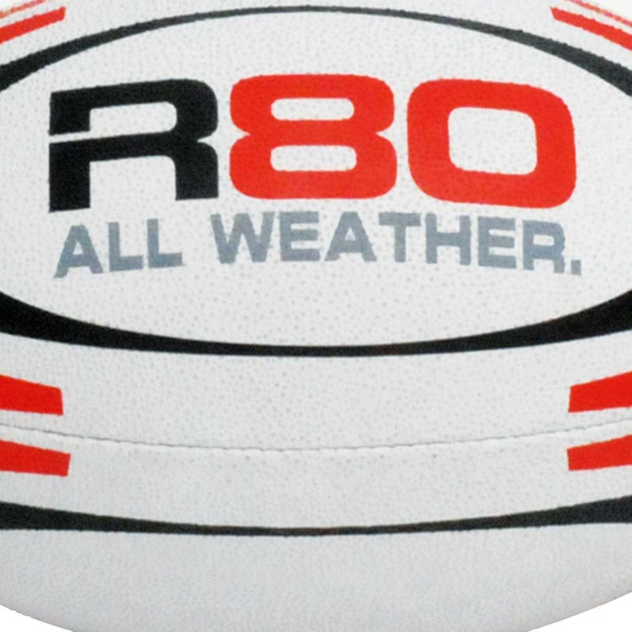 R80 Rugby All Weather Ball Size 5
